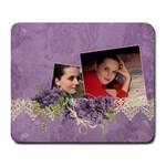 Lavender Dream - Collage Mousepad