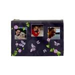 Lavender Dream - Cosmetic Bag (Med)  - Cosmetic Bag (Medium)