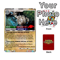 Pokemon 54 107 New By Seth   Playing Cards 54 Designs   2e16ryjf17ls   Www Artscow Com Front - Diamond7