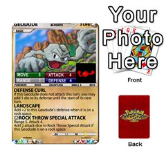 Pokemon 54 107 New By Seth   Playing Cards 54 Designs   2e16ryjf17ls   Www Artscow Com Front - Diamond8