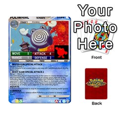 Pokemon 54 107 New By Seth   Playing Cards 54 Designs   2e16ryjf17ls   Www Artscow Com Front - Club9