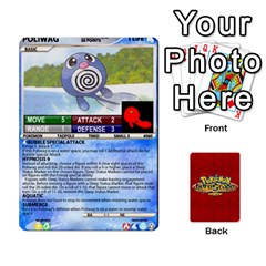 Pokemon 54 107 New By Seth   Playing Cards 54 Designs   2e16ryjf17ls   Www Artscow Com Front - Club10