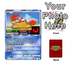 Pokemon 54 107 New By Seth   Playing Cards 54 Designs   2e16ryjf17ls   Www Artscow Com Front - Spade10