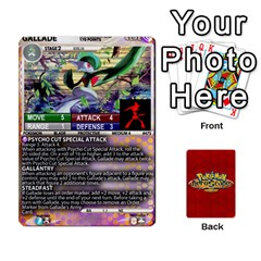 Pokemon 108 151 Extras New By Seth   Playing Cards 54 Designs   U7nx7jmpxk6f   Www Artscow Com Front - Spade3