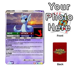 Ace Pokemon 108 151 Extras New By Seth   Playing Cards 54 Designs   U7nx7jmpxk6f   Www Artscow Com Front - SpadeA