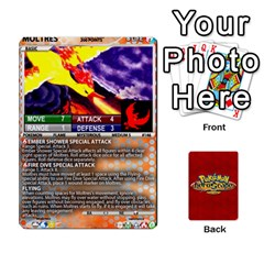 Pokemon 108 151 Extras New By Seth   Playing Cards 54 Designs   U7nx7jmpxk6f   Www Artscow Com Front - Heart2