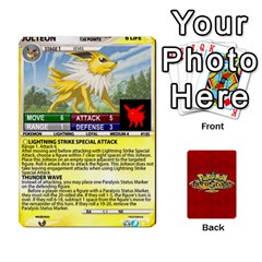 King Pokemon 108 151 Extras New By Seth   Playing Cards 54 Designs   U7nx7jmpxk6f   Www Artscow Com Front - HeartK