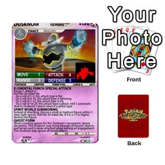 Pokemon 108 151 Extras New By Seth   Playing Cards 54 Designs   U7nx7jmpxk6f   Www Artscow Com Front - Spade5