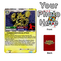 Pokemon 108 151 Extras New By Seth   Playing Cards 54 Designs   U7nx7jmpxk6f   Www Artscow Com Front - Diamond10
