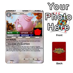 Pokemon 108 151 Extras New By Seth   Playing Cards 54 Designs   U7nx7jmpxk6f   Www Artscow Com Front - Club9