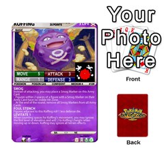 Ace Pokemon 108 151 Extras New By Seth   Playing Cards 54 Designs   U7nx7jmpxk6f   Www Artscow Com Front - ClubA