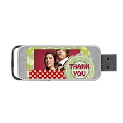 Christmas By Joely   Portable Usb Flash (two Sides)   Xsoin0wv61dm   Www Artscow Com Back