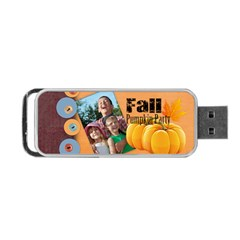 Fall By Joely   Portable Usb Flash (two Sides)   Op67irub9527   Www Artscow Com Back