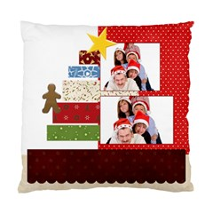Christmas By Betty   Standard Cushion Case (two Sides)   Eykvgqqccq8e   Www Artscow Com Back
