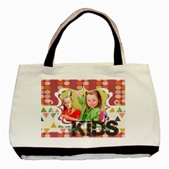 Christmas By Mac Book   Basic Tote Bag (two Sides)   R47rd8q8hr6j   Www Artscow Com Back