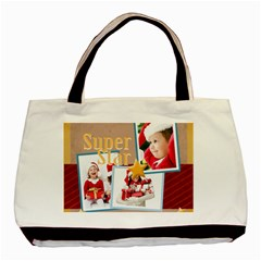 Christmas By Mac Book   Basic Tote Bag (two Sides)   Ebnzb1i8hqb5   Www Artscow Com Front