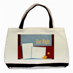 Christmas By Mac Book   Basic Tote Bag (two Sides)   R2hiya95yyj7   Www Artscow Com Back