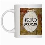 Proud Grandma Mug - White Mug