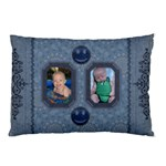 Fun Denim Look Pillow Case