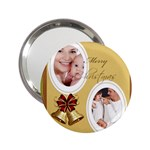 christmas - 2.25  Handbag Mirror