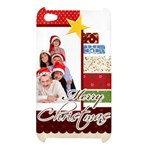 merry christmas - Apple iPod Touch 4G Hardshell Case