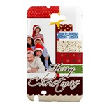 merry christmas - Samsung Galaxy Note 1 Hardshell Case