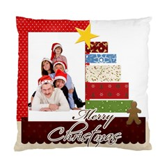 Merry Christmas By Betty   Standard Cushion Case (two Sides)   0ug7fovzgody   Www Artscow Com Front