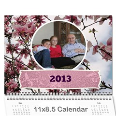 Wendy By Wendy   Wall Calendar 11  X 8 5  (12 Months)   Oh84s4bz23y9   Www Artscow Com Cover
