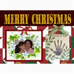 Mommy and Me Christmas Photo card - 5  x 7  Photo Cards