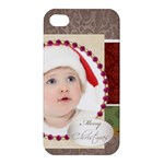 Merry Christmas - Apple iPhone 4/4S Hardshell Case
