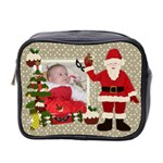 First Christmas wash bag - Mini Toiletries Bag (Two Sides)