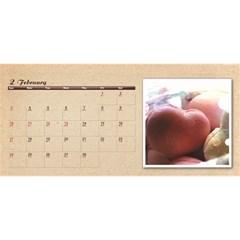 G88 Cal By Kitty   Desktop Calendar 11  X 5    Fp7iehei0nq7   Www Artscow Com Feb 2013