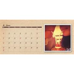 G88 Cal By Kitty   Desktop Calendar 11  X 5    Fp7iehei0nq7   Www Artscow Com Jun 2013