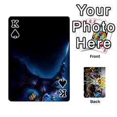 King Lol Cards By Dillon   Playing Cards 54 Designs   2kkgwcheyu4n   Www Artscow Com Front - SpadeK