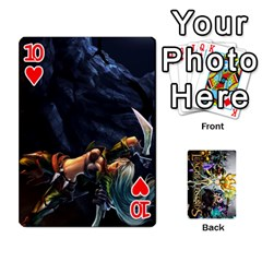 Lol Cards By Dillon   Playing Cards 54 Designs   2kkgwcheyu4n   Www Artscow Com Front - Heart10