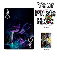 Lol Cards By Dillon   Playing Cards 54 Designs   2kkgwcheyu4n   Www Artscow Com Front - Club2