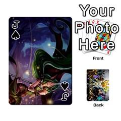 Jack Lol Cards By Dillon   Playing Cards 54 Designs   2kkgwcheyu4n   Www Artscow Com Front - SpadeJ