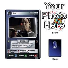 Ace 2ebc Conversions By Maverick2909   Playing Cards 54 Designs   Wvb4001vby92   Www Artscow Com Front - DiamondA