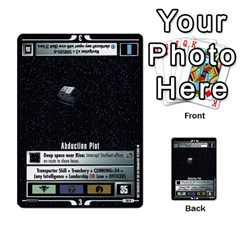 Engage By Maverick2909   Multi Purpose Cards (rectangle)   Mqqfu3i487rg   Www Artscow Com Front 53