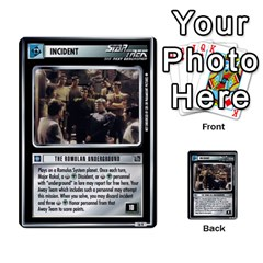 Engage By Maverick2909   Multi Purpose Cards (rectangle)   Mqqfu3i487rg   Www Artscow Com Front 10
