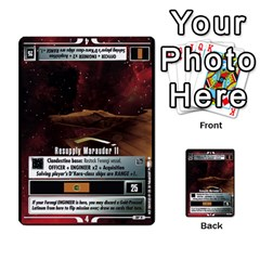 Engage By Maverick2909   Multi Purpose Cards (rectangle)   Mqqfu3i487rg   Www Artscow Com Back 15