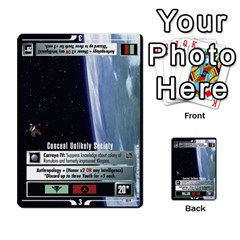 Engage By Maverick2909   Multi Purpose Cards (rectangle)   Mqqfu3i487rg   Www Artscow Com Front 43