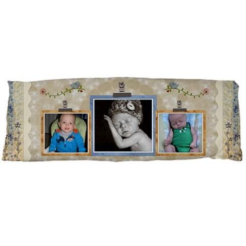 Pretty Body Pillow Case By Lil    Body Pillow Case (dakimakura)   Nmvyzeqzd5kc   Www Artscow Com Body Pillow Case