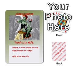 King Zombies Aitor By Mrkaf   Playing Cards 54 Designs   X5rhlkwiwtat   Www Artscow Com Front - HeartK
