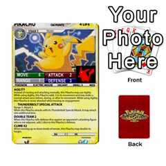Pokemon 1 53 New By Seth   Playing Cards 54 Designs   Brp94g82ab0e   Www Artscow Com Front - Diamond5