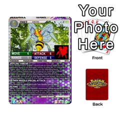 Pokemon 1 53 New By Seth   Playing Cards 54 Designs   Brp94g82ab0e   Www Artscow Com Front - Club2