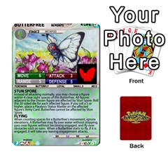 Pokemon 1 53 New By Seth   Playing Cards 54 Designs   Brp94g82ab0e   Www Artscow Com Front - Club5