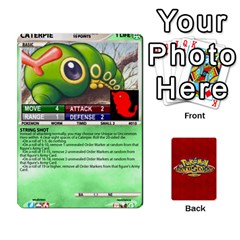 Pokemon 1 53 New By Seth   Playing Cards 54 Designs   Brp94g82ab0e   Www Artscow Com Front - Club7