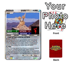 Queen Pokemon 54 107 New By Seth   Playing Cards 54 Designs   8n8gltu1vzq8   Www Artscow Com Front - HeartQ