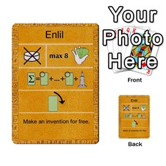 Uruk   One By Catherine Pfeifer   Multi Purpose Cards (rectangle)   Coey6nnc29jj   Www Artscow Com Front 7